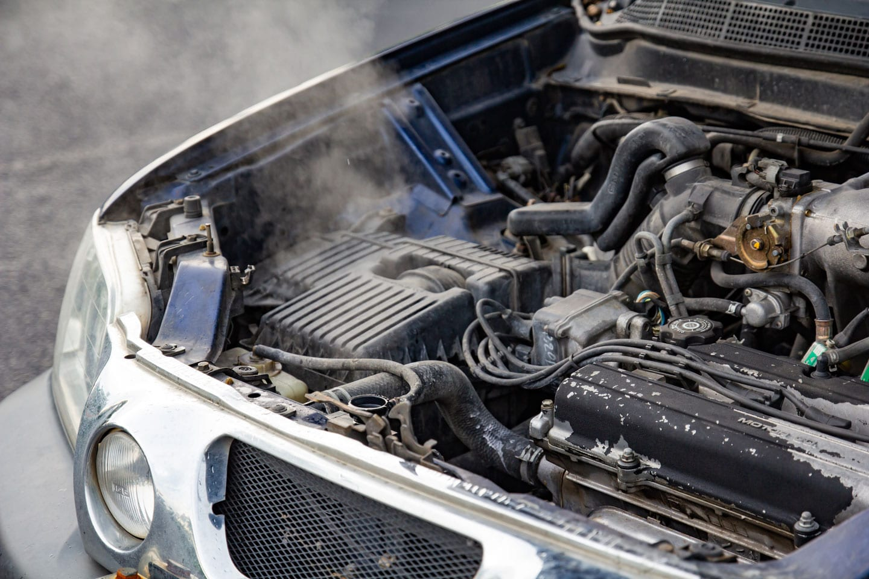 engine overheating in shiloh illinois