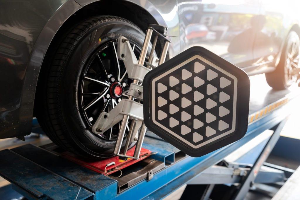 Wheel Alignment service in O'Fallon IL